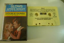 BILL DOGGETT MARLOWE MORRIS  COZY COLE WILD BILL DAVIS K7 AUDIO TAPE CASSETTE...