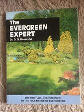 The Evergreen Expert Dr D G Hessayon