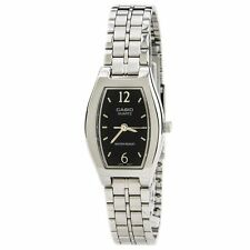 Casio Women's LTP1254D-1A Classic Analog Bracelet Watch NEW Black Dial