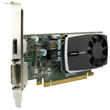 nVidia Quadro 600 1GB DDR3 PCIe x16 DVI DisplayPort Video Graphics Card OEM