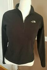 Amazing Girls Black Pullover Fleece By The North Face!! Size XL!!