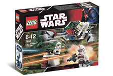 Lego 7655 Star Wars Clone Troopers Battle Pack Episode 3 ** Sealed Box
