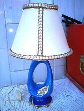 BELLA LAMPADA DI DESIGN DA TAVOLINO O COMODINO in ceramica marcata h.cm.30