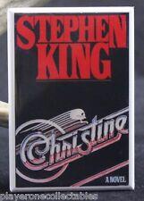 """Christine Book Cover 2"""" X 3"""" Fridge / Locker Magnet. Stephen King"""