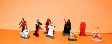 STAR WARS MICRO MACHINES CLASSIC FIGURE SET LOOSE COMPLETE