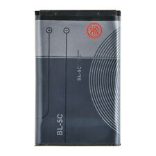 Cell Phone Battery for Nokia BL-5C 1650 1680 1681 1110i 1208 3100 3120 1020mAh