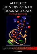 Allergic Skin Diseases of Dogs and Cats, 2nd Edition by Reedy DVM, Lloyd M., Mi