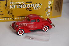 BROOKLIN BRK 90 1935 PLYMOUTH 5 WINDOW COUPE 1/43