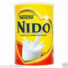 Nestle Nido Instant Full Cream Milk Powder 1800g