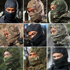 16 Colors Multicam Tight Camo Balaclava Outdoor Tactical Hunting Full Face Mask