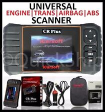 UNIVERSAL Diagnostic Scanner Tool SRS AIRBAG ABS ENGINE TRANSMISSION BRAKE OIL