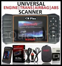 UNIVERSAL Diagnostic Scanner Tool BMW MERCEDES GM FORD VOLVO VW iCarsoft CR PLUS