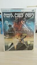 Voices of a Distant Star & The Piace Promised Shinkai Collection DVD Set ANIME