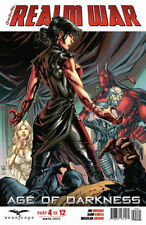 Grimm Fairy Tales Realm War Age of Darkness 4 Cover B