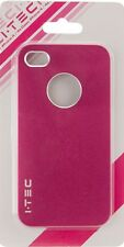 IPhone 4S case,  IPhone 4 case,  Rubin Pink, case for I Phone 4S & I Phone 4