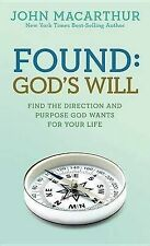 Found: God's Will by John MacArthur (Paperback, 2012)