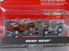 Johnny Lightning The Lost Toppers Beep Heap First Shot 1 of 2000 Hot Rod Jeeps
