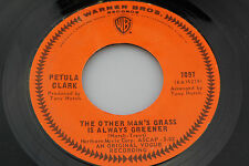 Petula Clark: The Other Man's Grass is Always Greener / Crossroads  [Unplayed]