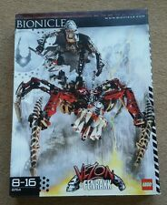 Lego Bionicle Vezon and Fenrakk 8764 100%Complete Box Instructions Sealed inside