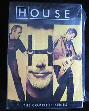 HOUSE M.D. THE COMPLETE SERIES SEASONS 1-8 2012 41 DVD box set Hugh Laurie