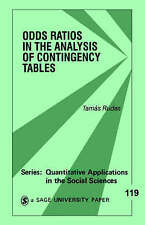 Odds Ratios in the Analysis of Contingency Tables (Quantitative Applications in