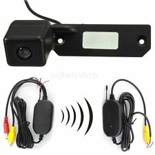 Car CCD Wireless Rear View Video Camera Reverse Cam For VW Passat Golf Caddy New