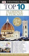 Eyewitness Top 10 Travel Guide Ser.: Florence and Tuscany - Top 10 Eyewitness...