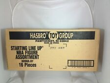 "1997 NBA Basketball Starting Lineup Sealed Case #68960.07 ""Rare"" ( 16 Figures)"