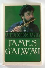 JAMES GALWAY - An Autobiography (1978) - HARDBACK