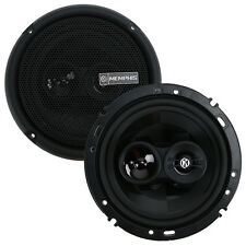 "Memphis Audio 15-PRX603 6-1/2"" 3-Way Power Reference Coaxial Speakers (15PRX603)"