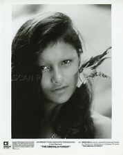 DIRA PAES   THE EMERALD FOREST  1985 VINTAGE PHOTO ORIGINAL