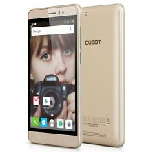 "5"" CUBOT RAINBOW 16GB Android 6.0 2*Sim 3G Smartphone Gold Handy ohne Vertrag"