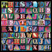 ALPHABEAT - THIS IS ALPHABEAT - CD (2008) ENHANCED / FASCINATION, 10,000 NIGHTS