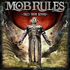MOB RULES - TALES FROM BEYOND  CD NEU
