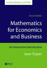 Mathematics for Economics and Business: An Interactive Introduction by Jean...