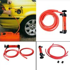 Car Multi Use Water Oil Fuel Pump Transfer Liquid Pipe Siphon Tool Pump Kit F7
