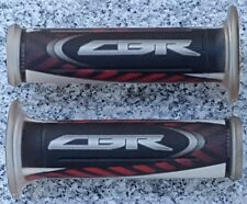 Honda CBR 600 F3 F4i 900 929 954 1000 RR GEL LOGO HAND GRIPS