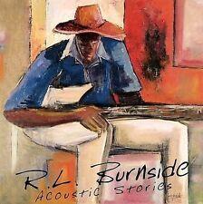 1 CENT CD Acoustic Stories - R.L. Burnside