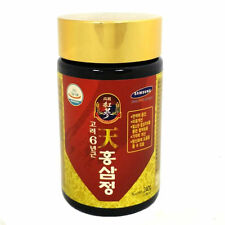 Korean Red Ginseng Extract Gold 240g (8.5oz) X 1EA Root Saponin Panax