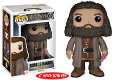 Harry Potter rebeus Hagrid 6 Pulgadas Figura de Vinilo Pop Funko Nuevo