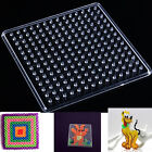 Hot Bead Pegboard Square Shape Template for Beads 7.5X7.5cm HPT