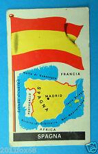 figurines stickers picture cards figurine bandiere del mondo 36 spagna folgore