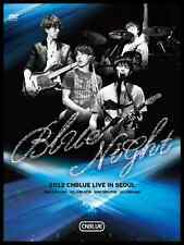 Rare CNBLUE-2012 CONCERT DVD LIVE IN SEOUL 'BLUE NIGHT':: 2DVD+40p Photobook,New