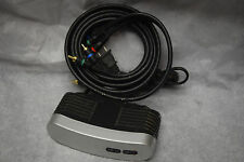 Gemini Industries RF Modulator with AV Cables - Used