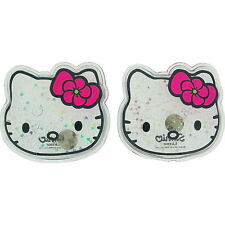 2 x Hello Kitty Girls Hand Warmers Handwarmers One Click Reuseable Instant Heat