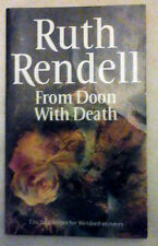From Doon with Death by Ruth Rendell (Paperback, 1979)
