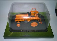 Échelle 1:43 universal hobbies renault D22 1956 orange tracteur die cast boxed