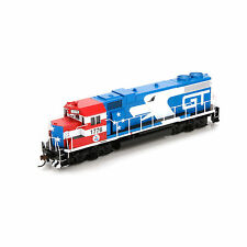 Athearn GRAND TRUNK WESTERN Road #1776 GP38-2 Item #29328 HO Scale DCC Ready