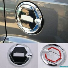 Chrome ABS Fuel Tank Cover Trim For 2013-2016 Dodge  Journey/Jcuv