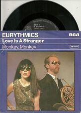 """Eurythmics - Love is a stranger (1982) GERMANY 7"""""""